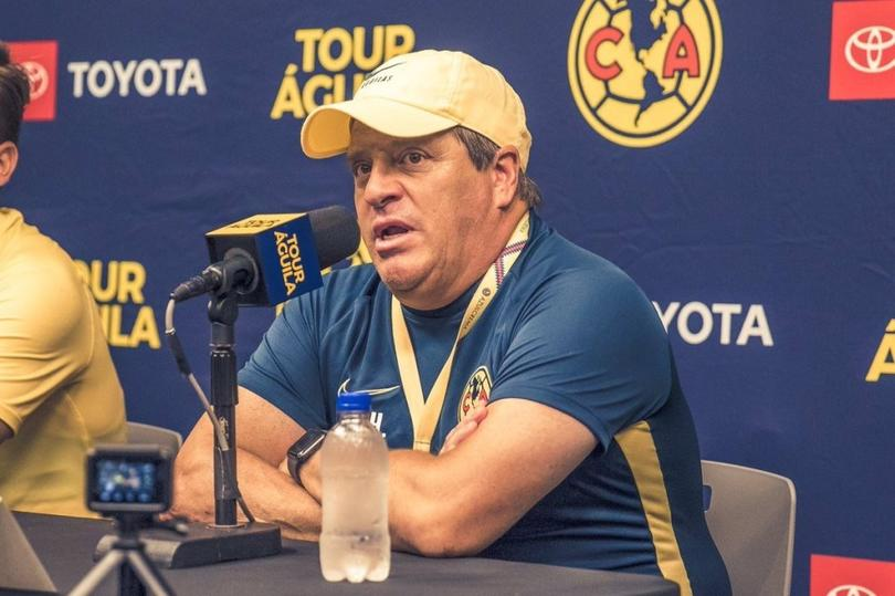 Miguel Herrera afirmó que Gio jugará contra Pumas este martes