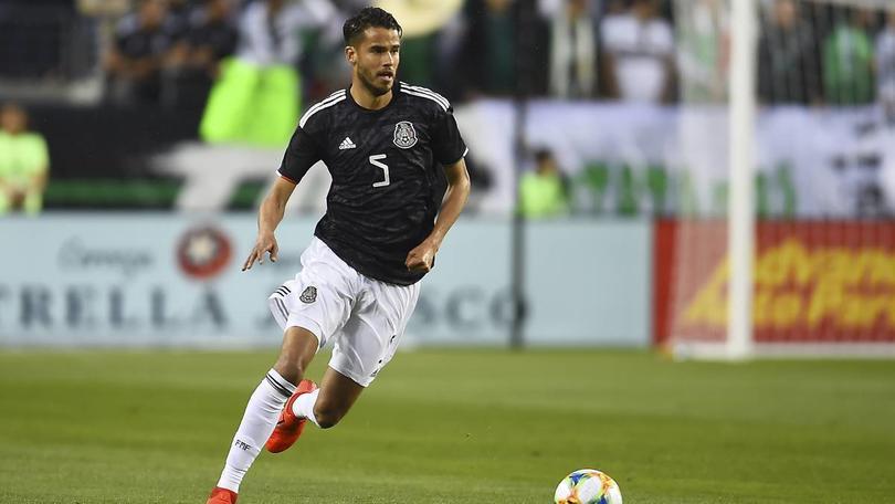 No hay jugador con más trofeos vistiendo la playera de la Selección Mexicana que Diego Reyes