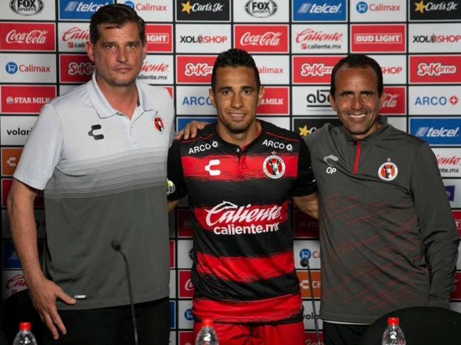 Camilo Sanvezzo usará el dorsal '7' en Tijuana
