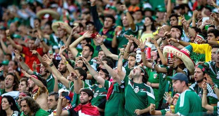 México perdería sus partidos si siguen con el famoso grito