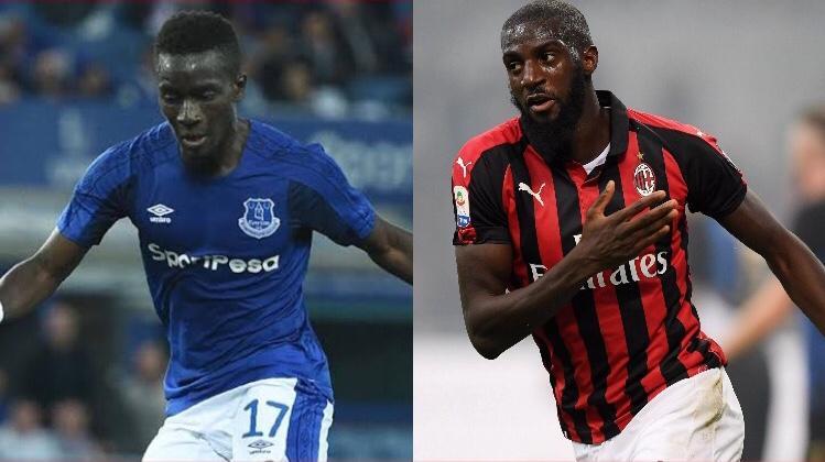 El PSG está en busca de Idrissa Gueye y Tiémoué Bakayoko