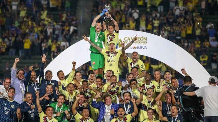 América es Campeón de Campeones y jugará en la Campeones Cup