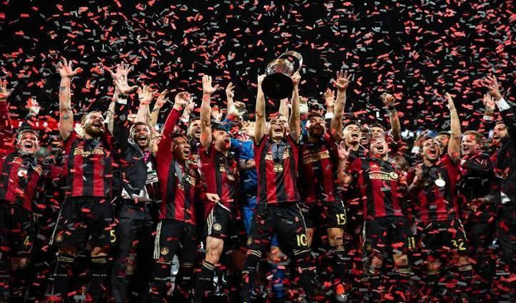 El Atlanta United es el vigente campeón de la MLS y jugará la Campeones Cup