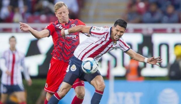 Chivas, Atlas, Querétaro, Veracruz, FC Juárez y Atlético San Luis están involucrados en la quema del descenso.