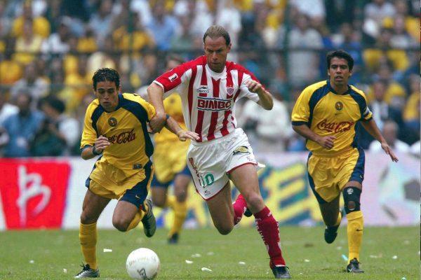 Final del Verano 2002 entre América y Necaxa