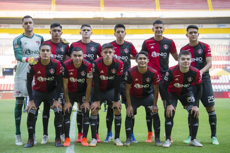 Fotografía durante el partido de Monterrey vs Atlas. Torneo Clausura 2019.