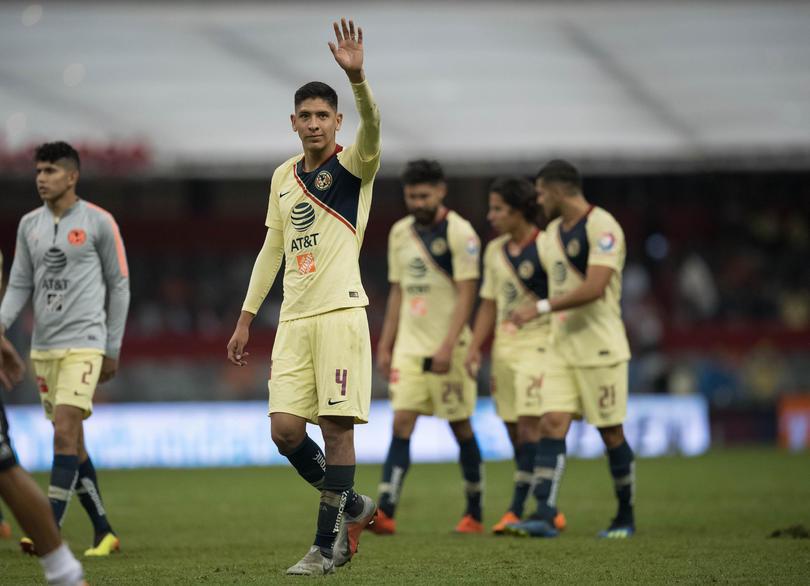 Edson Álvarez deja al América por la puerta grande