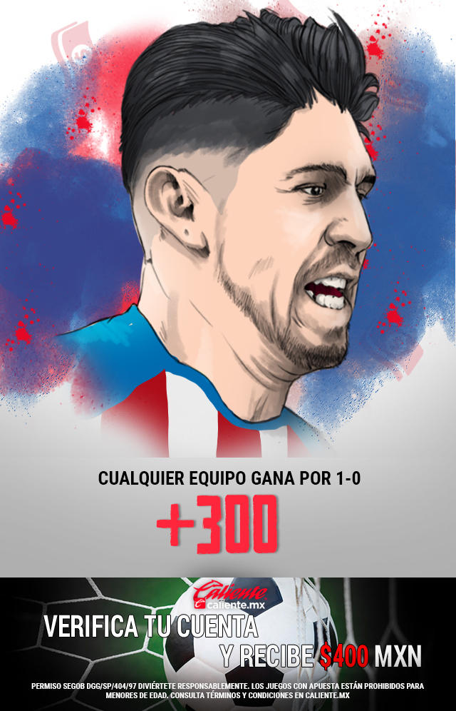 Si crees que en el partido Santos vs Chivas, el partido termina 1-0 a favor de cualquier equipo, apuesta en Caliente y llévate mucho dinero.