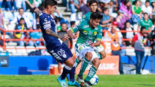 León vence al Pachuca en el inicio del torneo
