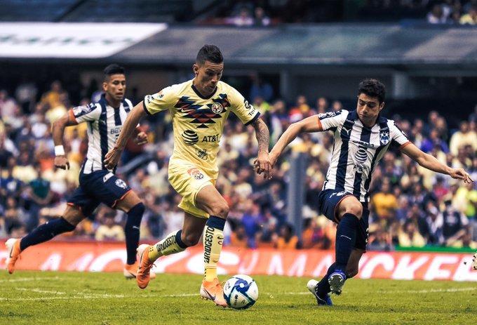 América le gana al Monterrey
