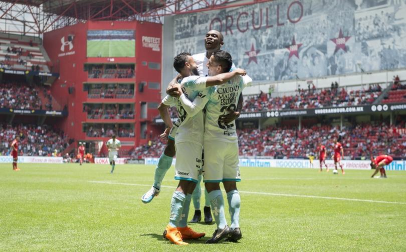 Querétaro venció a Toluca