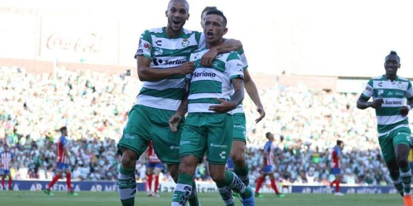 Santos Laguna venció a Chivas