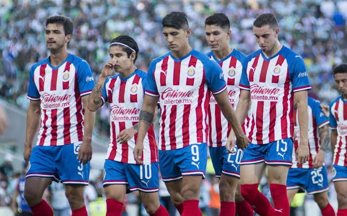 Chivas sigue sacando jugadores para el próximo torneo