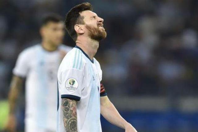Lionel Messi se disculpó con la Conmebol