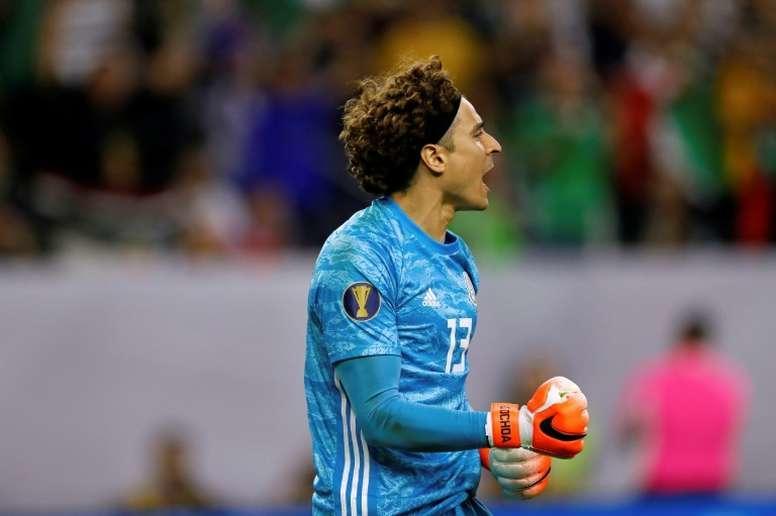 Guillermo Ochoa estaría en la mira de dos equipos en Europa