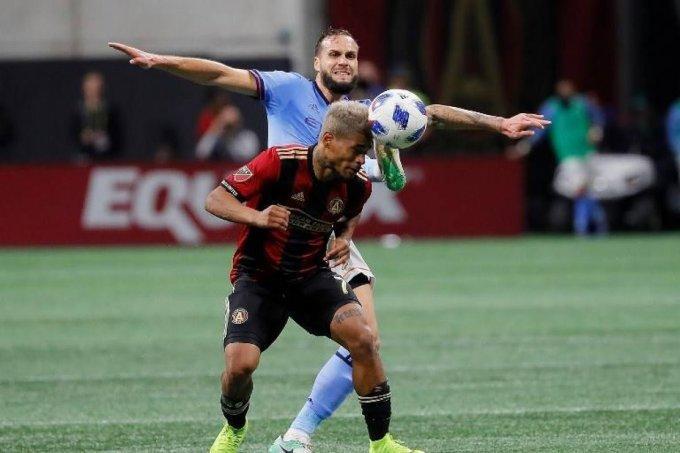 Josef Martínez con el Atlanta United