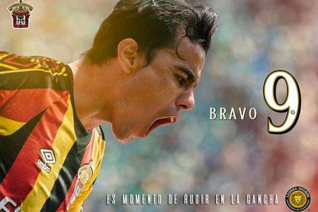 Omar Bravo jugará con Leones Negros en el Ascenso MX