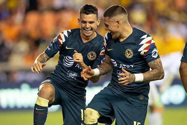 América avanzó a las semifinales de la Leagues Cup