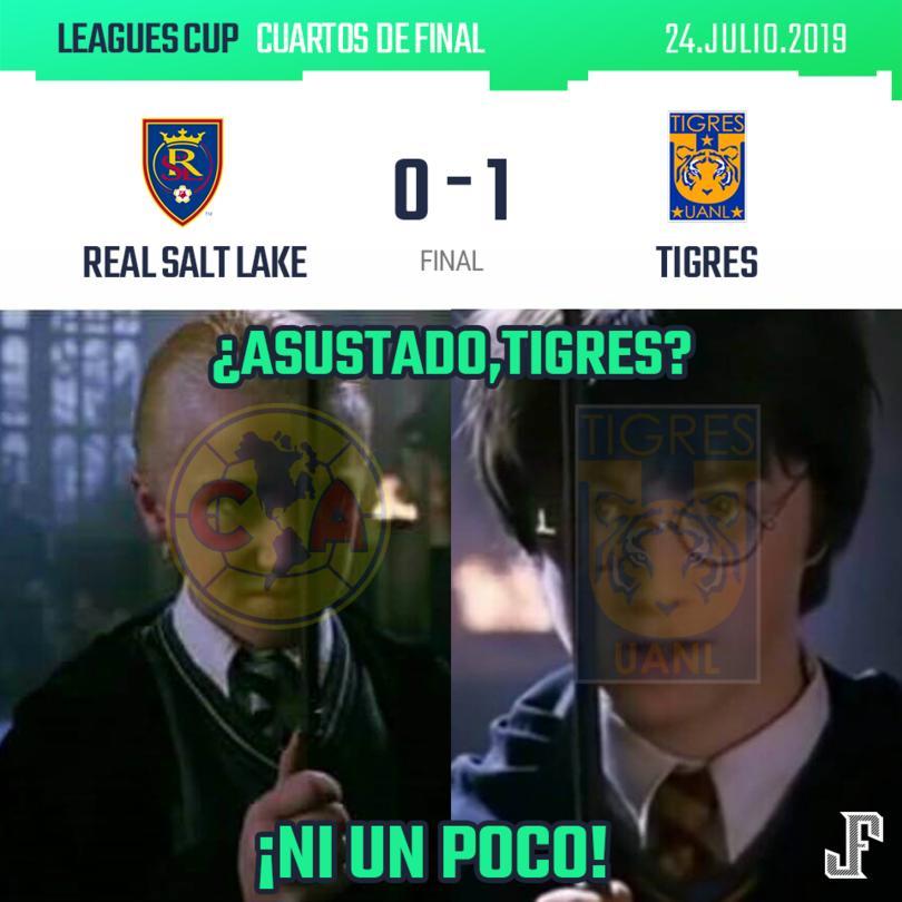 América vs Tigres será la semifinal