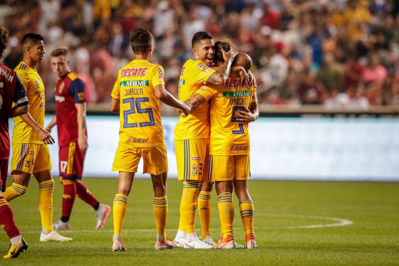 Real Salt Lake 0-1 Tigres