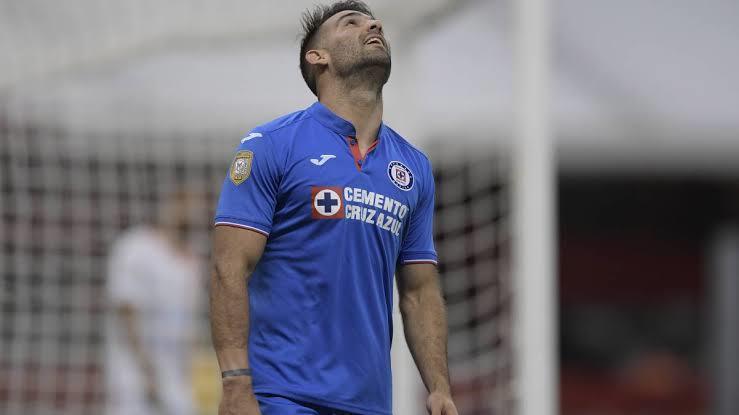 Martín Cauteruccio estaría cerca de salir del Cruz Azul