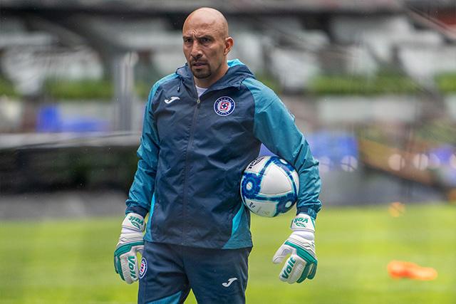 Óscar Pérez jugará su último partido como profesional contra Toluca