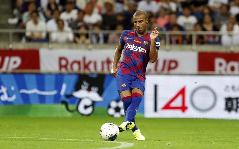 Rafinha tiene tres opciones para dejar al Barcelona