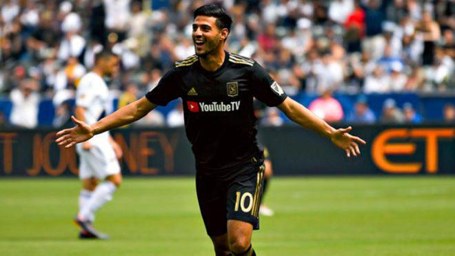 Carlos Vela impone un nuevo récord en la MLS