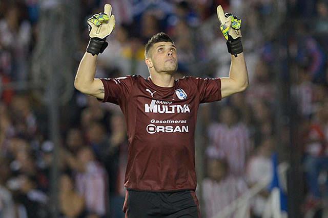Tiago Volpi podría volver a la Liga Mx