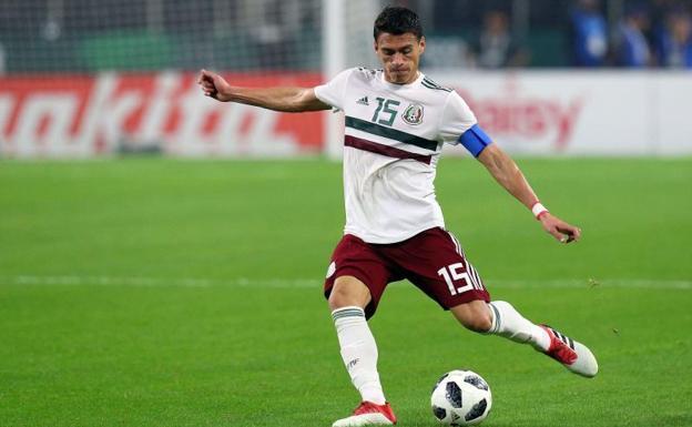 Héctor Moreno emprende una nueva aventura en su carrera profesional
