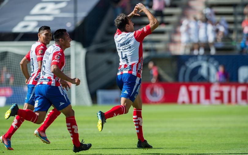 Atlético San Luis venció a Monterrey