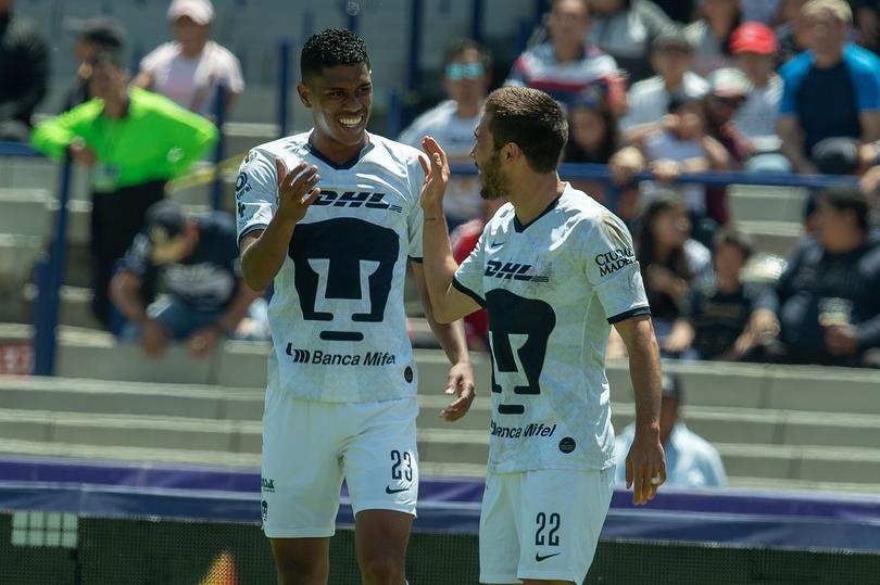 Jeison Angulo y Juan Pablo Vigón