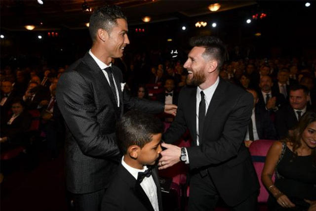 Messi y Cristiano regresan a los nominados de The Best