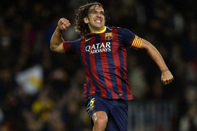 Carles Puyol se dio el lujo de rechazar al Real Madrid en dos ocasiones