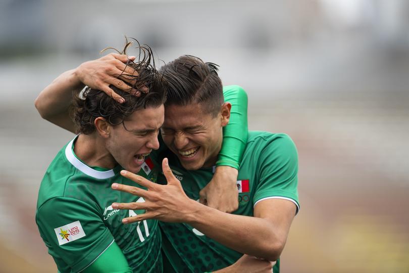 México 2-1 Argentina