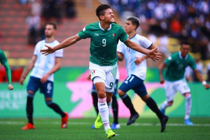 Mexico vence a Argentina en los Panamericanos