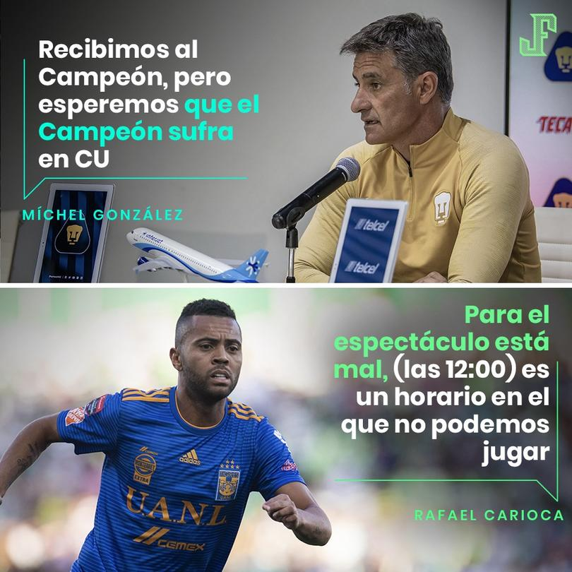 Rafael Carioca y Michel