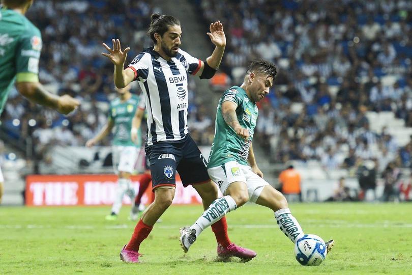 Monterrey venció al León en casa