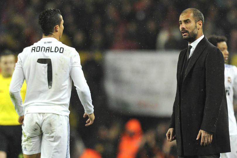 Cristiano Ronaldo y Pep Guardiola se pelean al 'nuevo Messi'