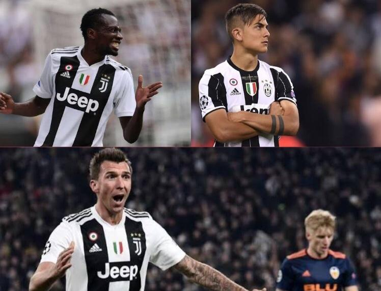 La Juve ofrecería a Dybala, Matuidi y Mandzukic al Manchester United