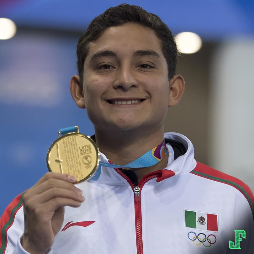 Ganó oro en los Panamericanos pero dice que es flojo.