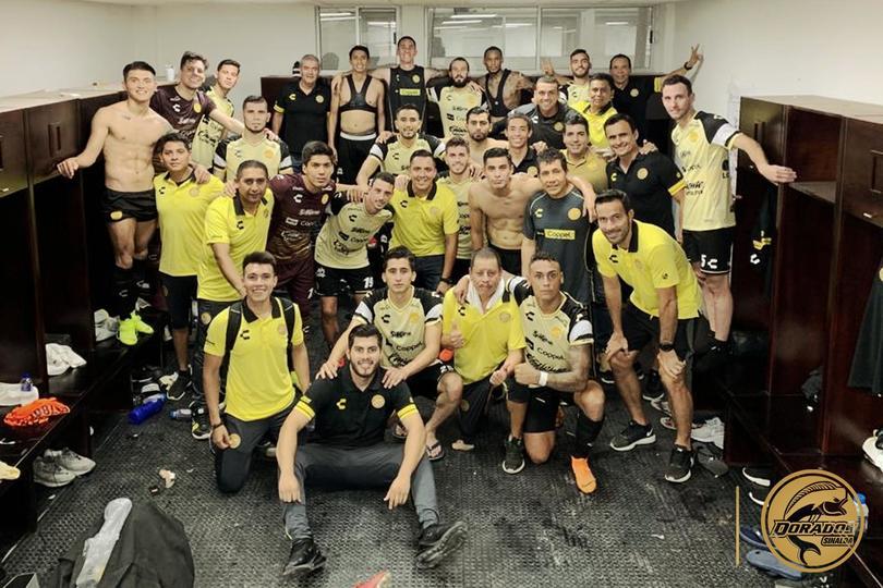 Dorados consiguió los 4 puntos en el Ascenso