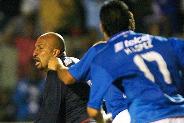 Óscar Pérez elige su mejor gol