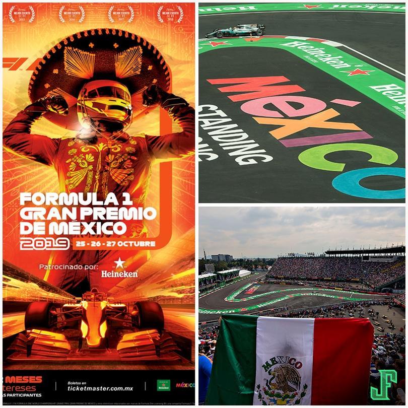 Habrá Gran Premio de México en la F1 en 2020