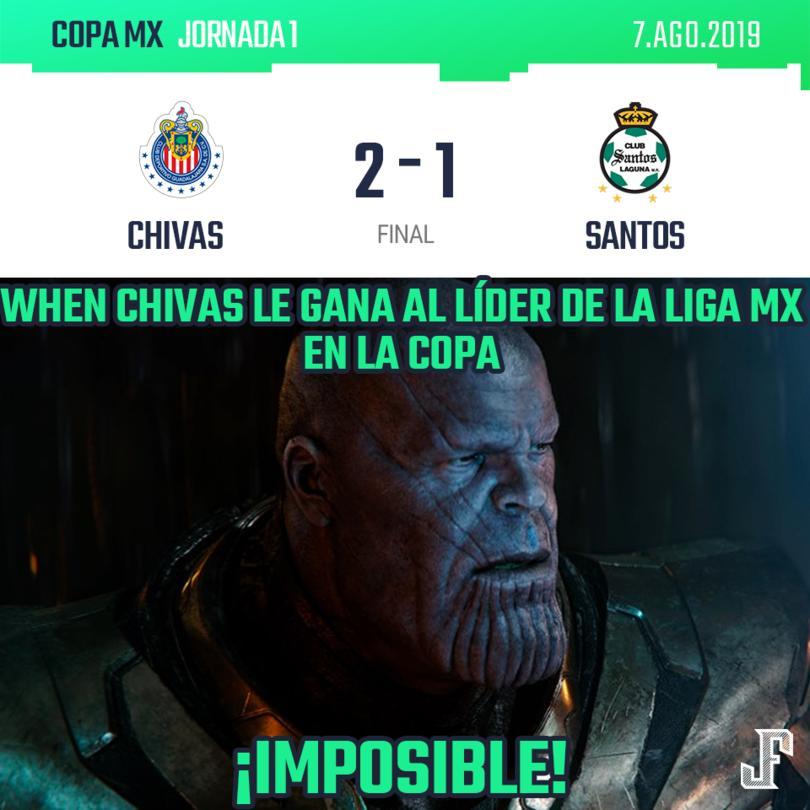 Chivas venció con doblete de Alexis Vega