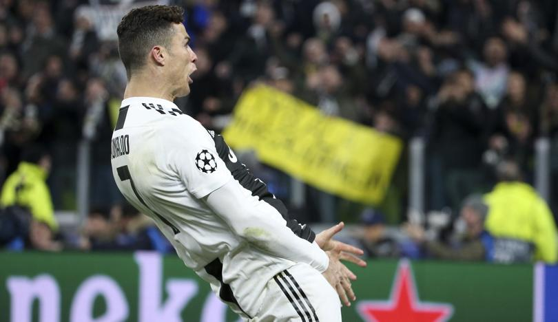 """Cristiano """"El Fino"""" Ronaldo"""