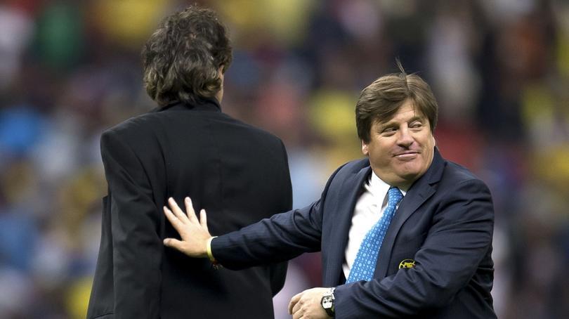 La Volpe revela que América contrató a Miguel Herrera antes de irse
