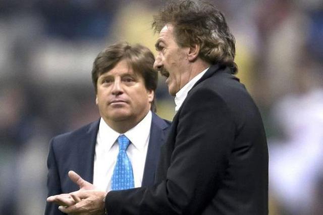 Ricardo La Volpe reveló que América ya había negociado con Herrera antes de su salida