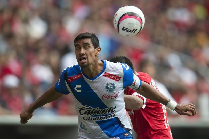 Después de un año de inactividad en donde incluso participo en un reallity, Araujo vuelve al futbol con Celaya