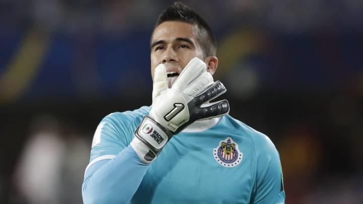 """A pesar de sus buenas actuaciones el """"Gaucho"""" ya no jugara más en el Guadalajara"""